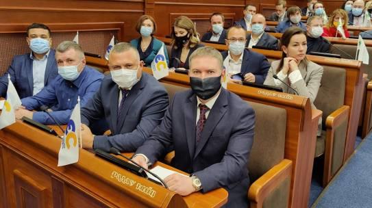 Київрада прийняла до розгляду проєкти бюджету на наступний рік
