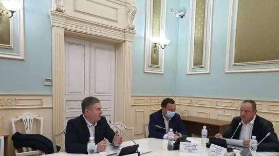 Тарас Криворучко: Галузь житлово-комунального господарства потребує суттєвої модернізації та розвитку